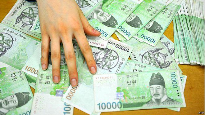 налоги в Южной Корее