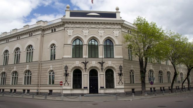 банки Латвии, Латвия