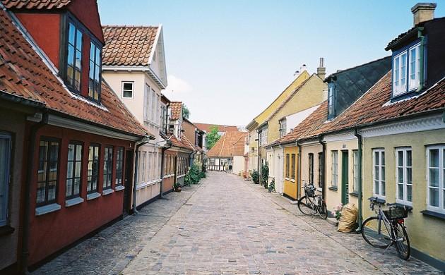 ночные заведения, Фюн, Дания, полиция, несовершеннолетние