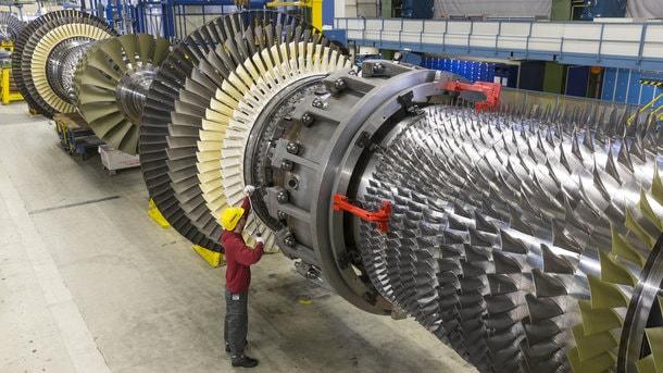 Siemens, Россия, Крым