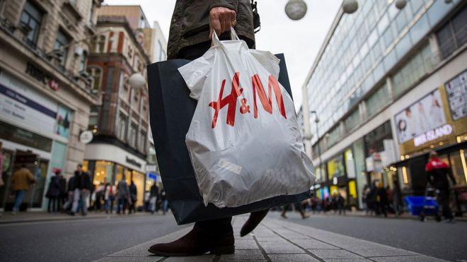 H&M, интернет-магазин, прибыль