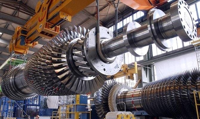 ЕС, Siemens, Крым