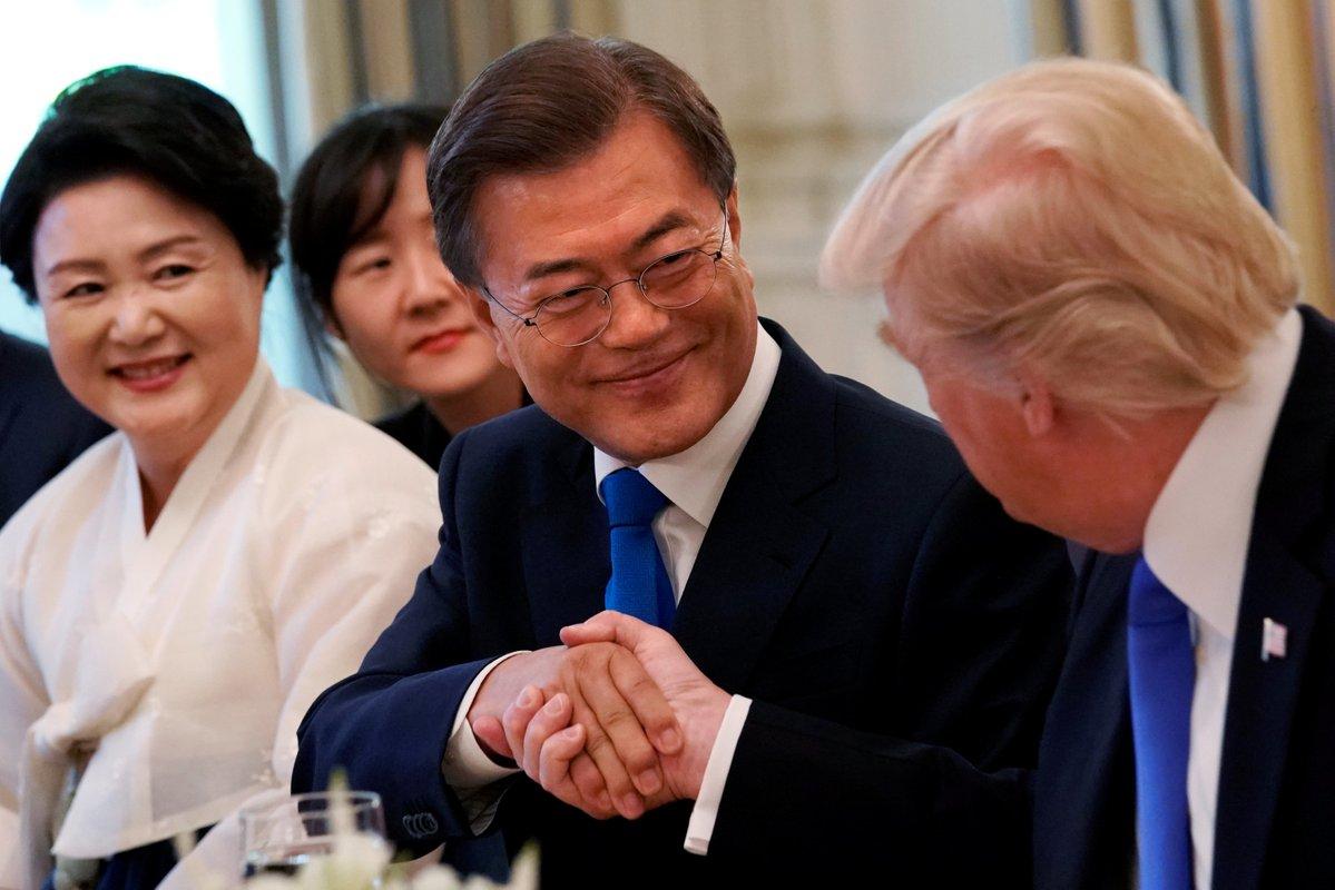 торговое соглашение с Южной Кореей