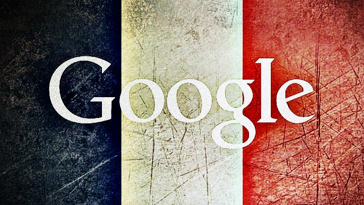 Google, Франция