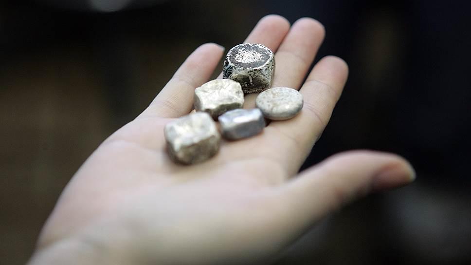 серебро, биржевой фонд