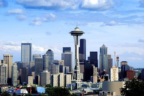 США, Сиэтл, подоходный налог, налогообложение, налоги