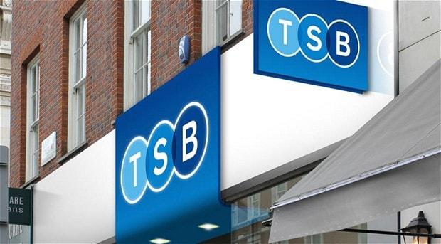 интернет банкинг, банк, TSB, сканер сетчатки, радужная оболочка глаза