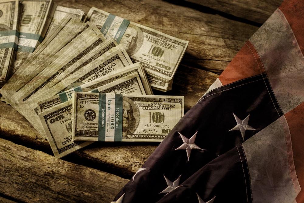 США, доллар, реформа здравоохранения