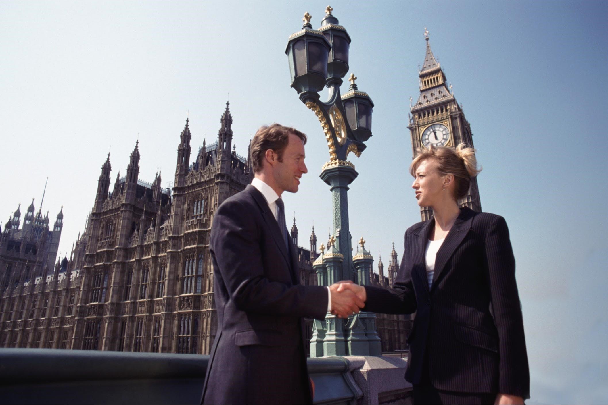 бизнес в Великобритании, финансовые проблемы