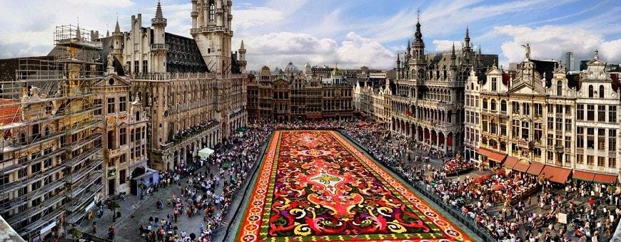 Бельгия, Франция, ЕС, налоговые вычеты
