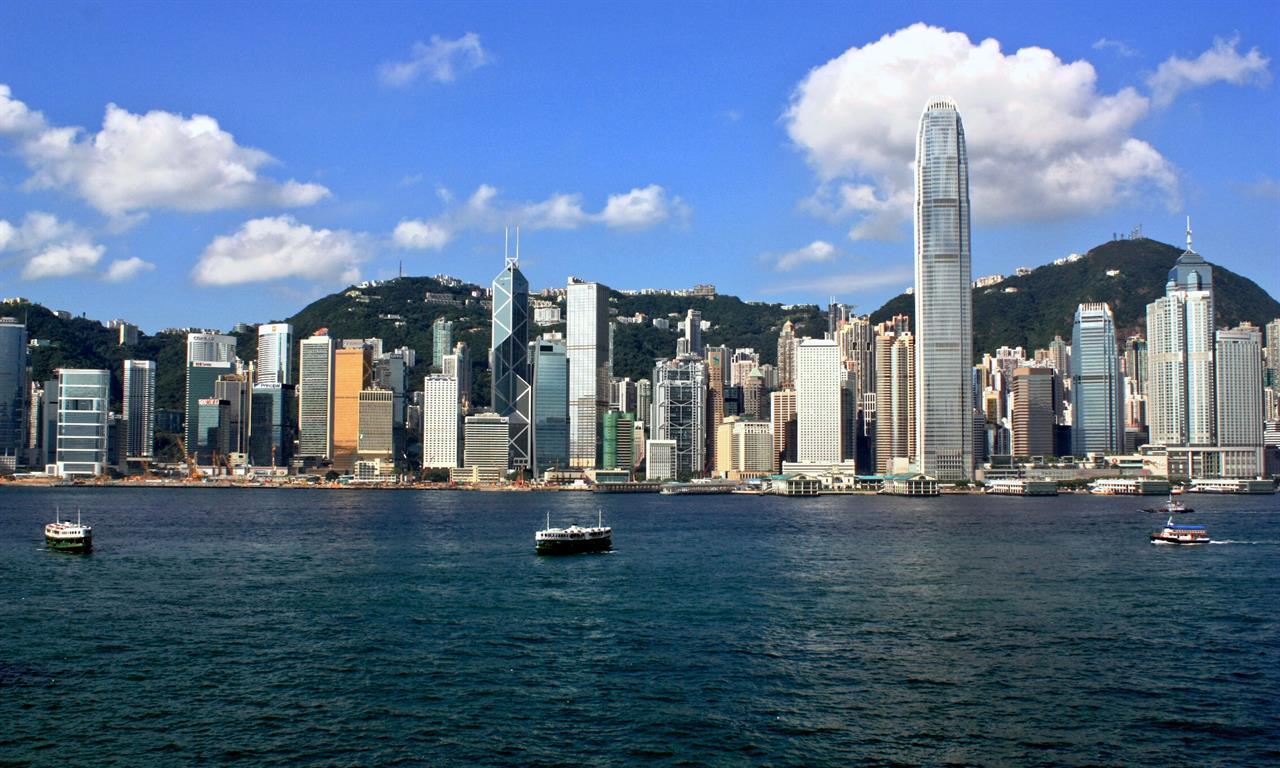 небоскребы в Гонконге, недвижимость в Гонконге, Knight Frank