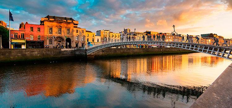 Ирландия, торговая палата, налог на дивиденды