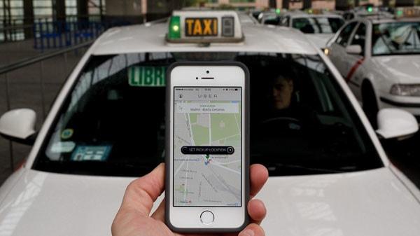 Великобритания, трудовое законодательство, Uber
