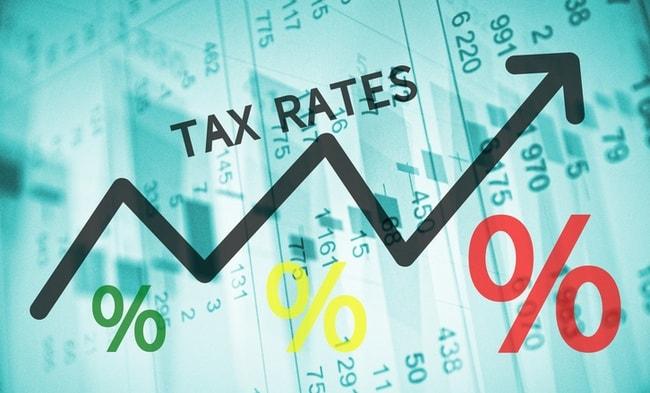 МВФ, Литва, налоговые ставки