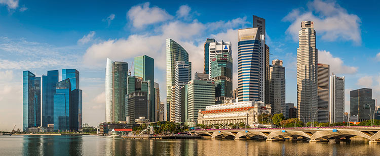 обмен информацией, денежные средства, финансы, Индонезия, Сингапур