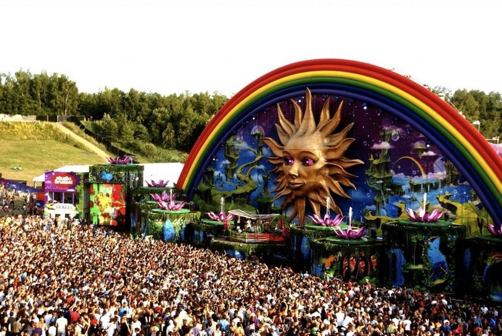фестиваль Tomorrowland, превентивные проверки, бельгийская проверка