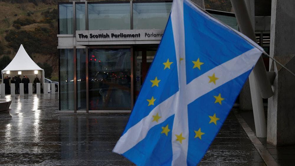 Королевский банк Шотландии, брексит