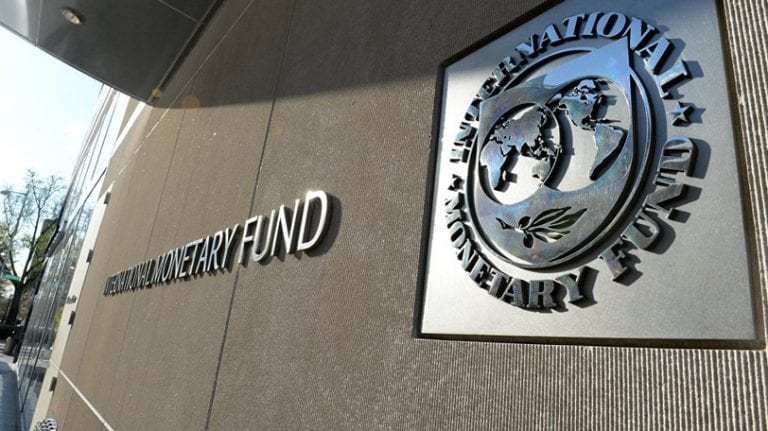 МВФ, Япония, налог на продажи