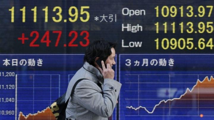 японский ВВП, экономические показатели