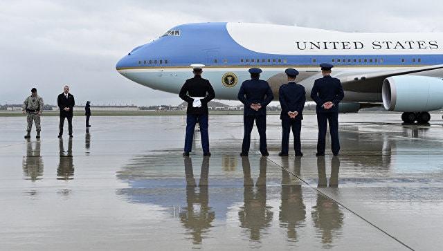 ВМС США, Борт №1, Боинг 747-8
