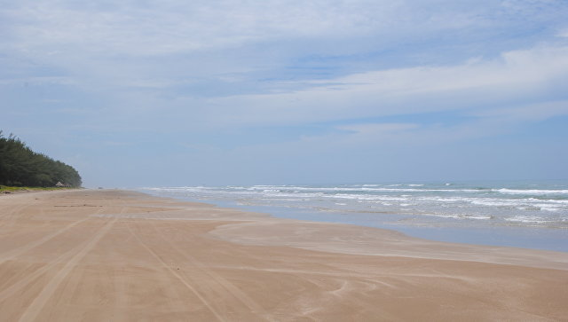 Мексиканский залив, мертвая зона