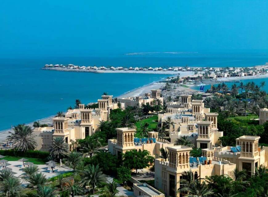 Саудовская Аравия, курортная зона, Красное море