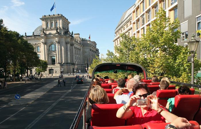 туризм в Берлине