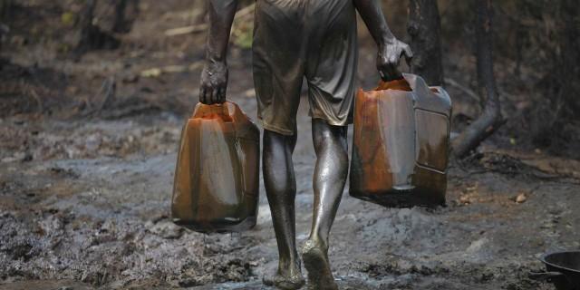 Нигерия, цены на нефть, инфраструктура