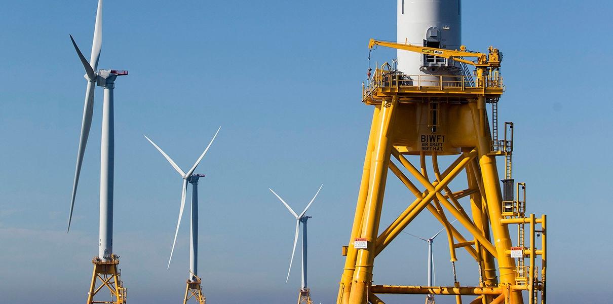 ветроэлектростанция, возобновляемая энергетика, Innogy, Ирландия