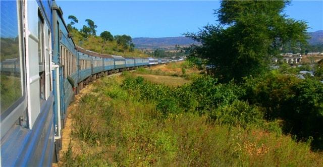 банк развития, железная дорога, Танзания