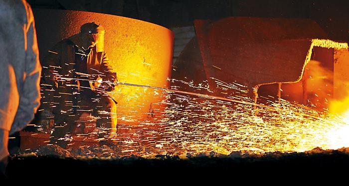 сталелитейная промышленность, инновационный, проект