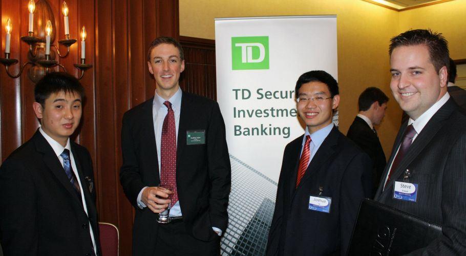 банк Канады, TD Securities, Toronto-Dominion Bank, Дублин, брексит