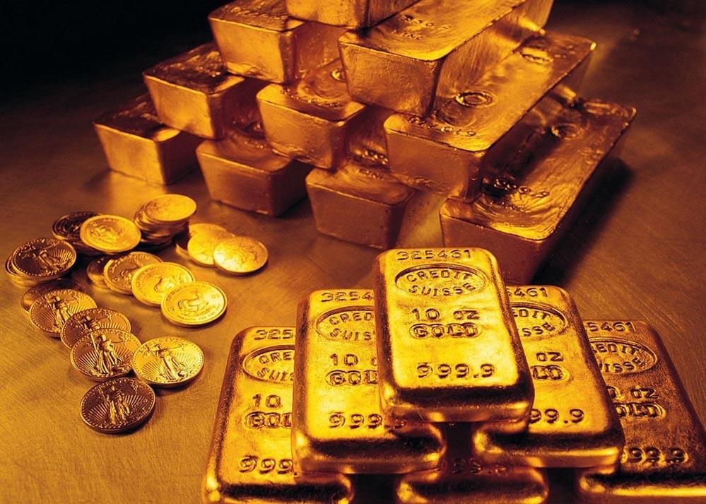 швейцарский франк, золото, активы