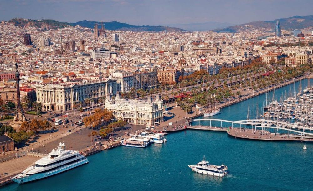 Барселона, туристический налог
