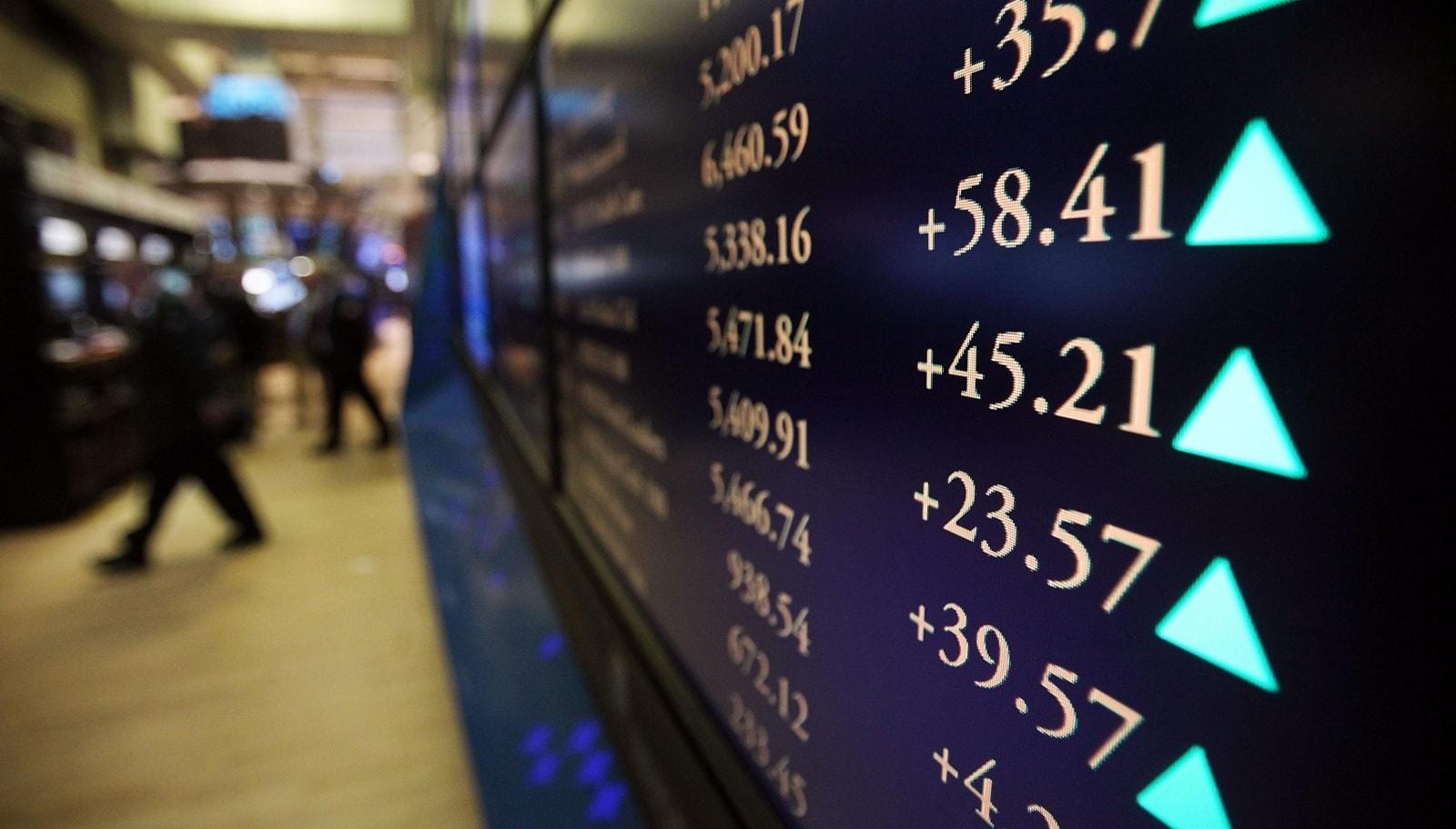 инвесторы, фондовые рынки