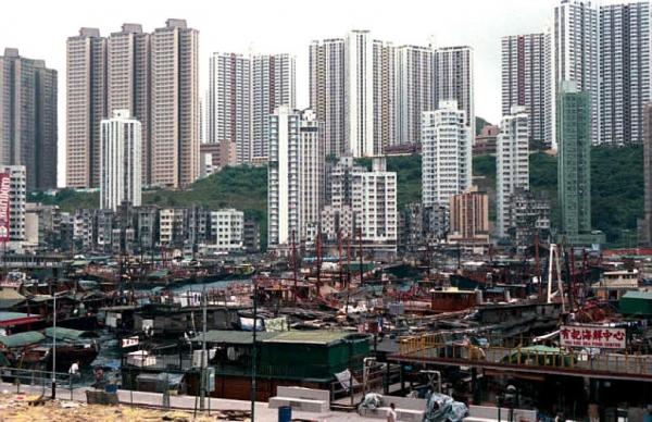 Экономика Китая, Китай, недвижимость