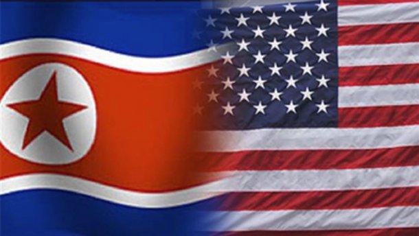 США, Северная Корея
