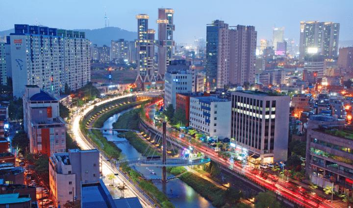 Южная Корея, налог на прирост капитала, рынок жилья