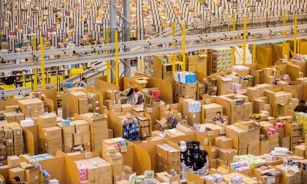 Amazon, Великобритания, корпоративный налог, налоги