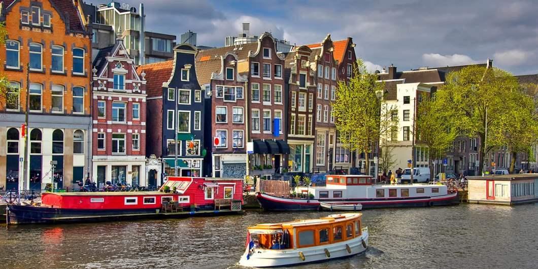 Голландия, корпоративный транспорт