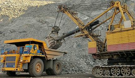 горная промышленность, Южная Африка, природные ресурсы