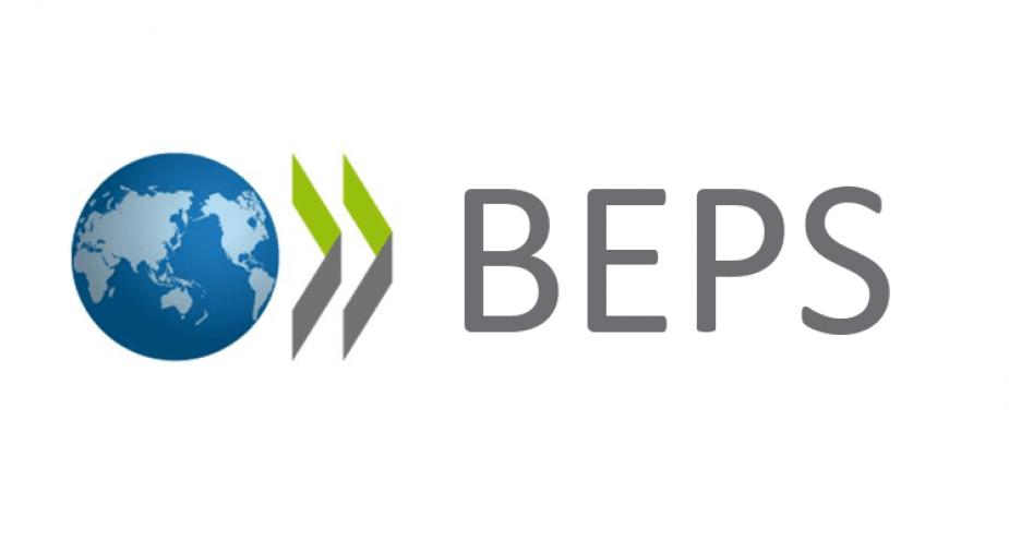 BEPS, налогооблагаемая прибыль