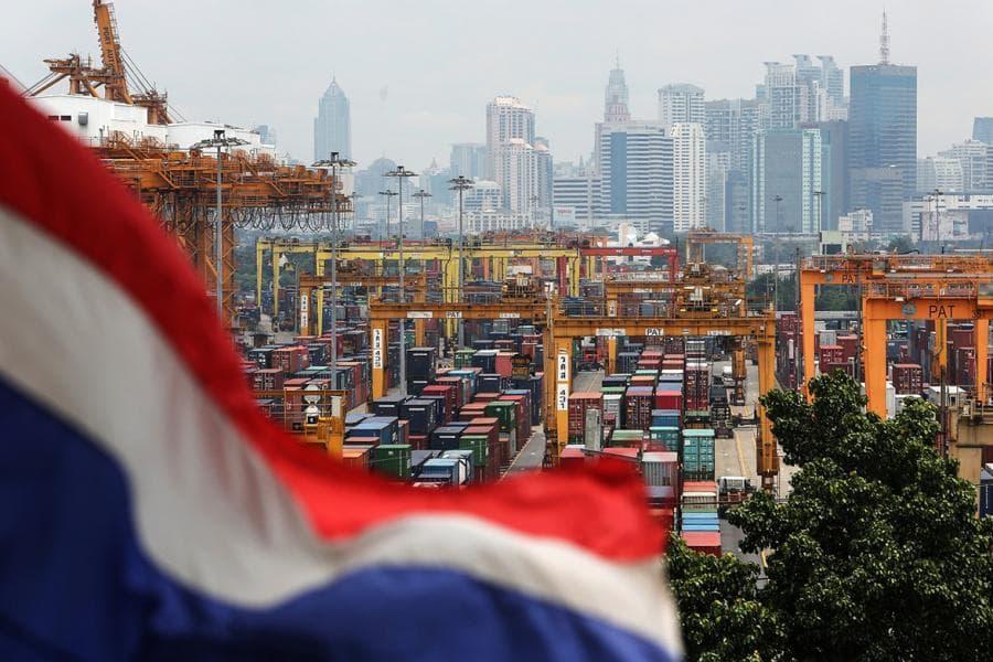 Таиланд, рост экспорта, экономика