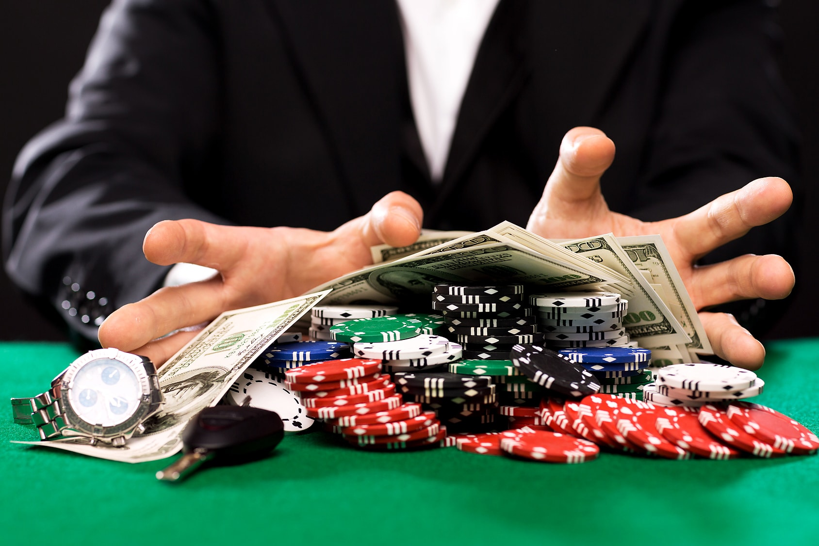 казино, игорные заведения, азартные игры, кодекс поведения, США