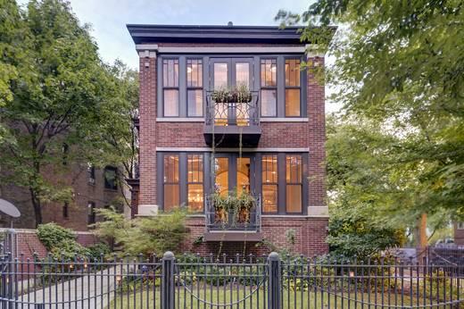 продажа дома, Чикаго, недвижимость