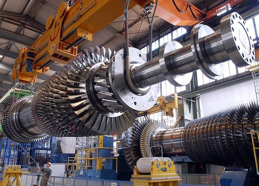 Siemens, газовые турбины, Москва