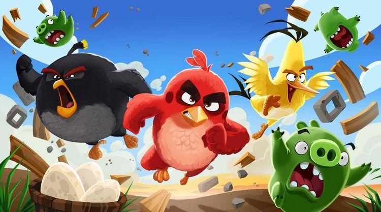 Angry Birds, IPO, Rovio Entertainment