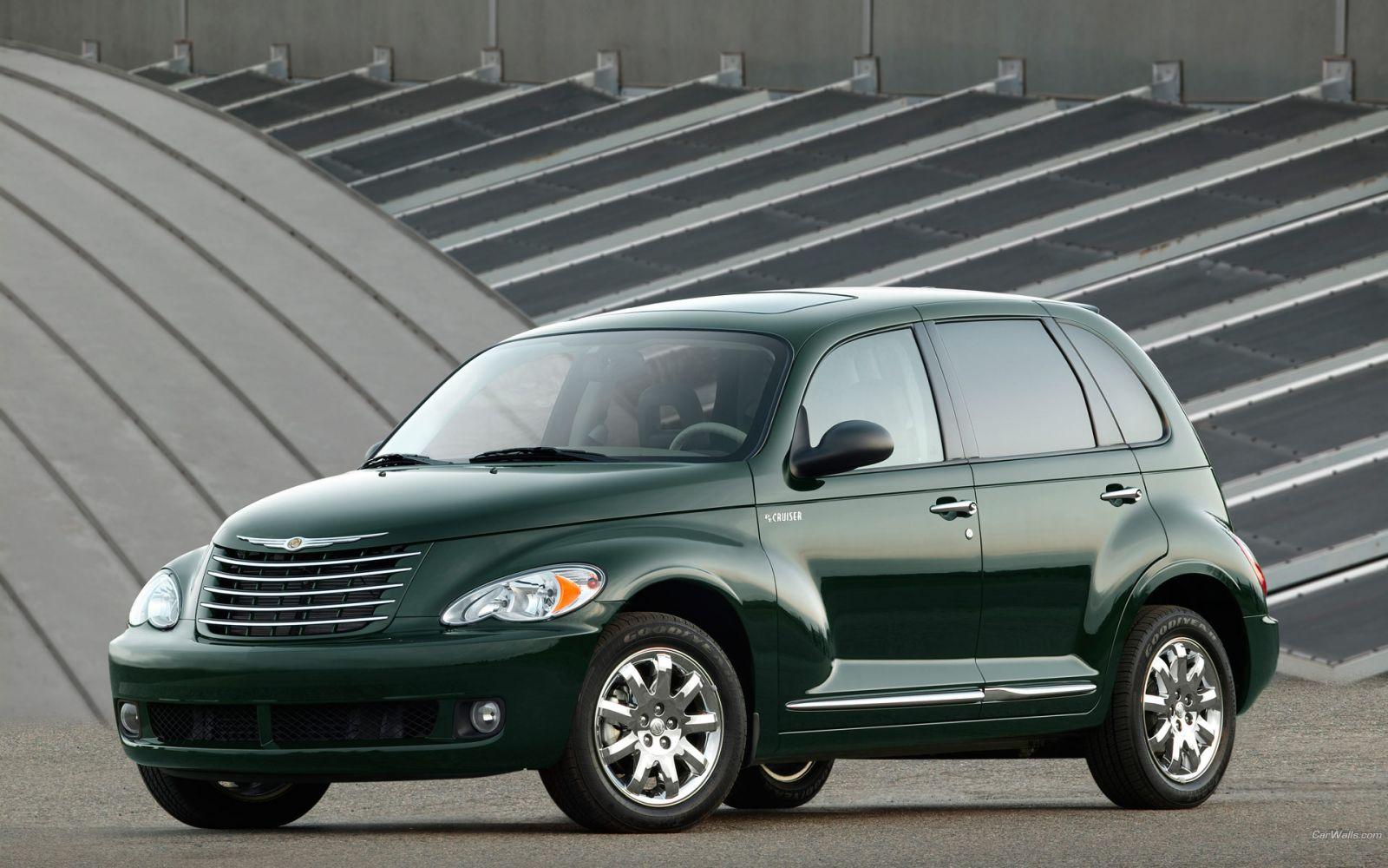 Chrysler, автопроизводитель, бренд
