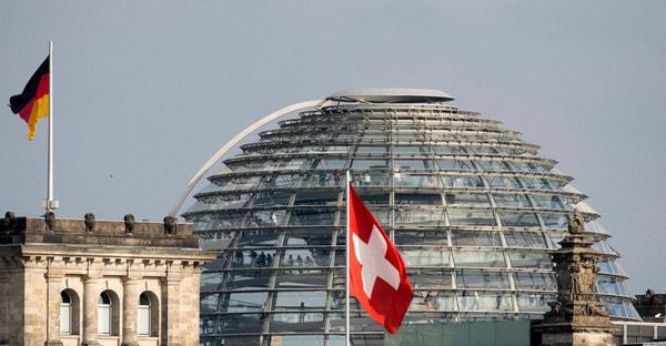 Германия, Швейцария, налоговый шпионаж