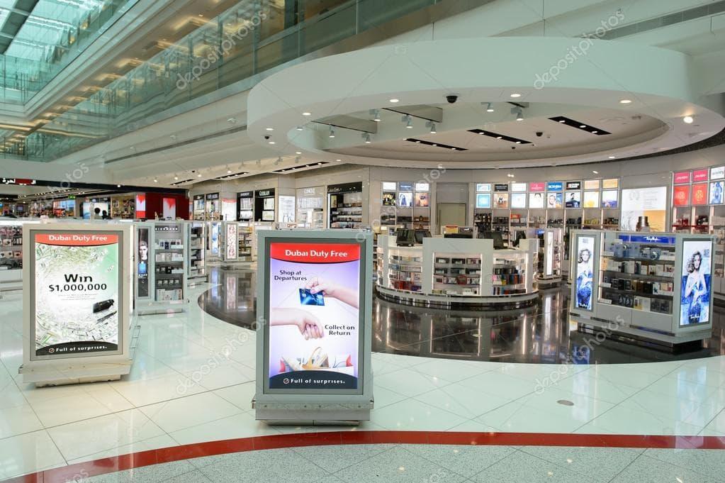 аэропорт Дубая, пассажирские перевозки